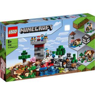 LEGO MINECRAFT Kreatywny warsztat 3.0 21161