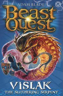 Beast Quest - Vislak. The Slithering Serpent
