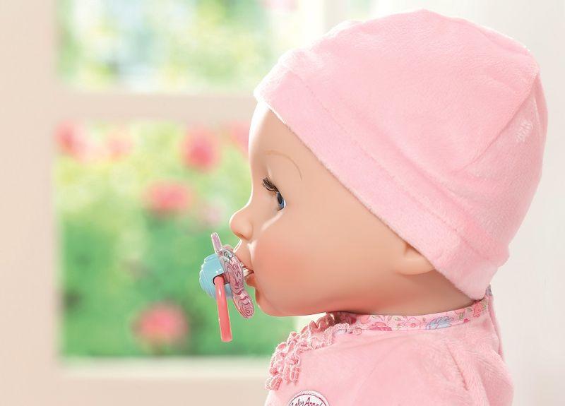 BABY ANNABELL LALKA INTERAKTYWNA 8 FUNKCJI GIRL 794401 zdjęcie 10