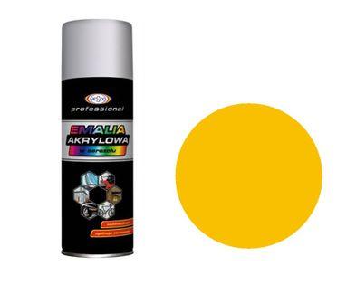 Wesco Lakier Akrylowy Żółty RA1023 Spray 400ml