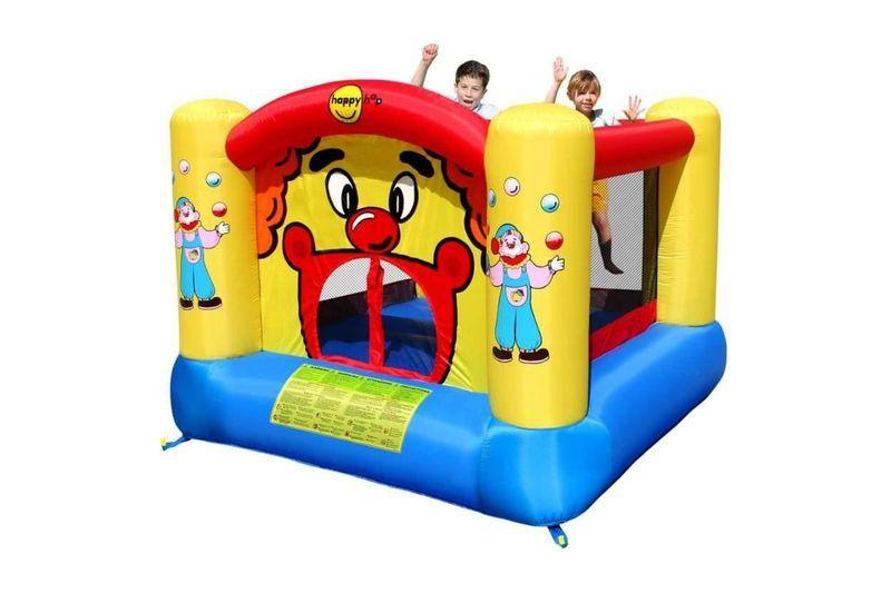 Dmuchany plac zabaw HappyHop - Clown zdjęcie 1
