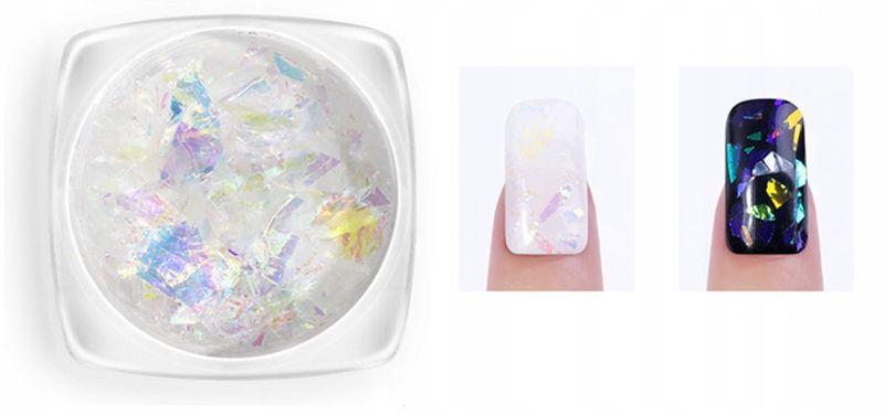 Zestaw zdobień do paznokci na paznokcie efekt 3D zdjęcie 7