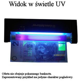 Lampa UV - dł. fali 366 nm - Leuchtturm