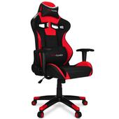 Fotel gamingowy KUBEŁKOWY PRO-GAMER AGURI Czerwony+ podkładka