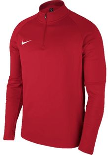 Bluza dla dzieci Nike Dry Academy 18 Dril Top LS Junior czerwona 893744 657 XL