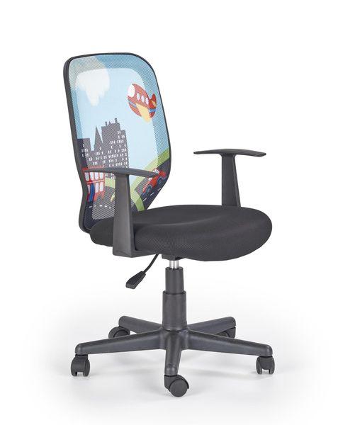 RÓŻOWE krzesło do biurka PURE Halmar 24H 209 zł