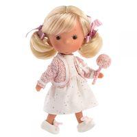 Llorens Lalka Miss Minis blondynka 26 cm