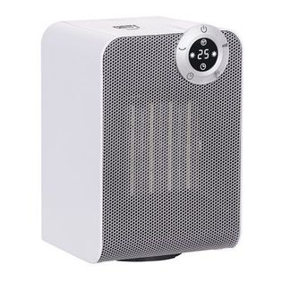 Camry Heater Cr 7720 Ceramic, Number Of Power Levels 2, 900 W And 1800 W, White