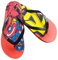 Klapki Japonki Avengers Licencja Marvel (5908213361541 Red 32/33)