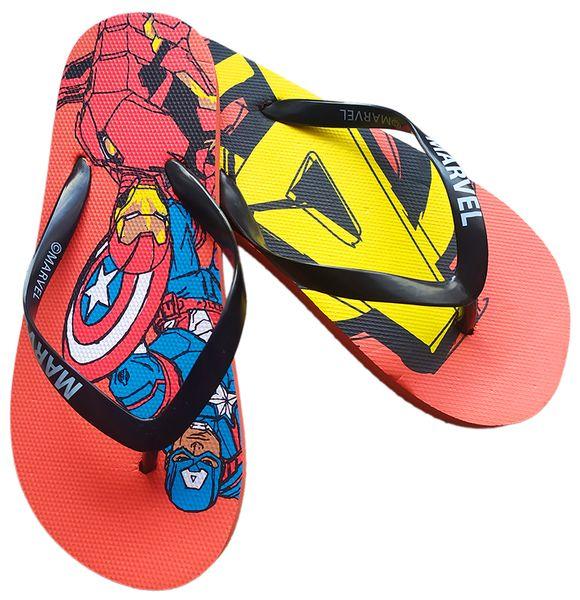 Klapki Japonki Avengers Licencja Marvel (5908213361541 Red 30/31) na Arena.pl