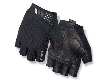 Rękawiczki męskie GIRO MONACO II GEL krótki palec black roz. XXL (obwód dłoni od 267 mm / dł. dłoni od 211 mm) (NEW)