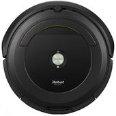 Odkurzacz automatyczny iRobot Roomba 696 czarny