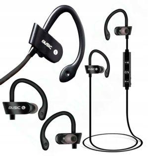 Wodoodporne Słuchawki Bezprzewodowe Sportowe Bt