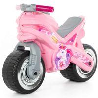 Jeździk Jednorożec Motorek Biegowy Mx Różowy Unicorn