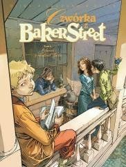 Czwórka z Baker Street T. 6 Człowiek ze Scotland.. Jean-Blaise Djian