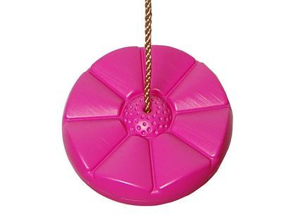 Huśtawka siedzisko okrągłe Kwiatek na plac zabaw