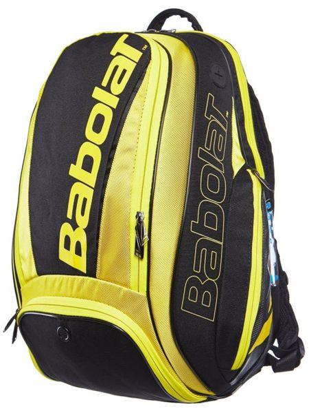 d7a13629da3c3 najnowszy wytrzymały Plecak Babolat Pure Aero 2019 dla tenisisty zdjęcie 4