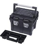 Skrzynka narzędziowa HD Compact 2 czarna Patrol