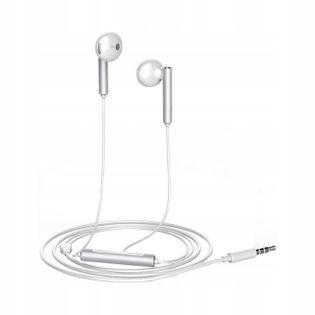 HUAWEI AM116 Słuchawki przewodowe 3,5 mm Białe