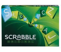 Gra słowna Scrabble oryginalne Mattel Y9616