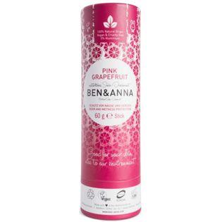 Ben&Anna Naturalny Dezodorant Pink Grapefruit 60G
