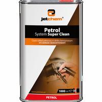 JETCHEM Petrol System Super Clean BENZYNA 3 dawki