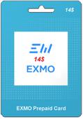 Kod EXMO Voucher Premium - 14 USD