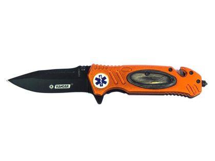 Nóż Ratowniczy Sprężynowy Scyzroyk Kandar N232