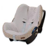 Baby's Only, Cable Beige Ochraniacz na fotelik samochodowy 0+, beżowy, WYPRZEDAŻ -50%