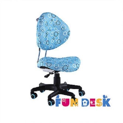 Regulowane Krzesło Fotel ortopedyczny dla dziecka SST5 Blue zdjęcie 8
