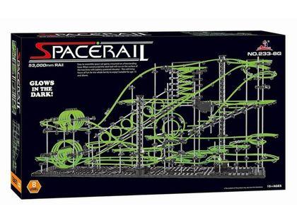 SpaceRail Tor Dla Kulek level 8G - Kulkowy rollercoaster