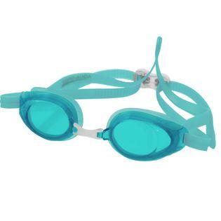 Okulary pływackie CONCEPT Kolor-Okulary - 02 - jasnoniebieski / jasnoniebieskie szkła