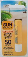 SUNDANCE Sensitive Lippen sztyft pomadka ochronna filtr 50
