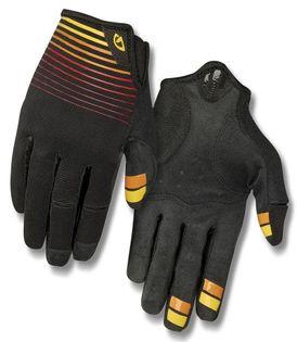 Rękawiczki męskie GIRO DND długi palec heatwave black roz. XXL (obwód dłoni od 267 mm / dł. dłoni od 211 mm) (NEW)