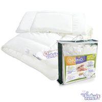 BAMBOO kołderka z poduszką dla dziecka 135cm x 100cm
