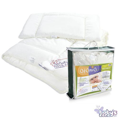 BAMBOO kołderka z poduszką dla dziecka 135cm x 100cm na Arena.pl