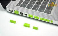 Zaślepki gniazd komputerowych USB HDMI VGA Kolory zaślepek - Zielone