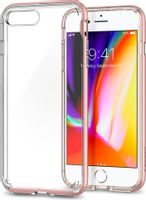 ORG SPIGEN IPHONE 7 Plus/ 8 Plus Rose Gold Hybrid Crystal 2