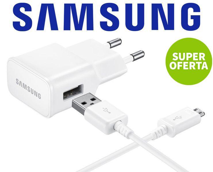ORYGINALNA ŁADOWARKA Samsung Galaxy S4 S5 S6 S7 EDGE Micro USB zdjęcie 2