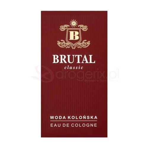 BRUTAL Classic 100ml - woda kolońska na Arena.pl
