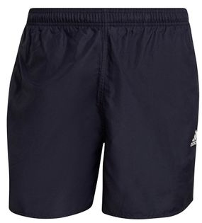 Spodenki męskie kąpielowe adidas Short Length Solid Swim granatowe GQ1084 M