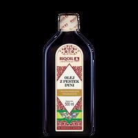 Olej z pestek dyni 500 ml nierafinowany