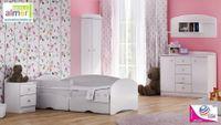 Zestaw BIANCO A z łóżkiem 160x80 WYSYŁKA GRATIS