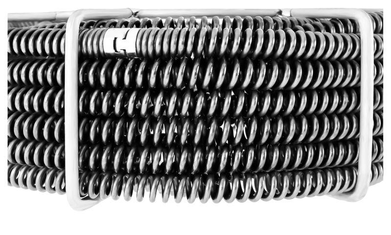 Spirala do rur - zestaw - 6 x 2,45 m / Ø 16 mm MSW MSW-CABLE SET 1 zdjęcie 5