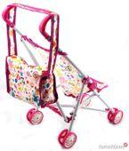 Lalka łóżeczko fotelik wózek mega wielki zestaw hit zdjęcie 4