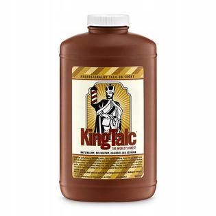 King Talc 255g delikatnie perfumowany naturalny puder kosmetyczny