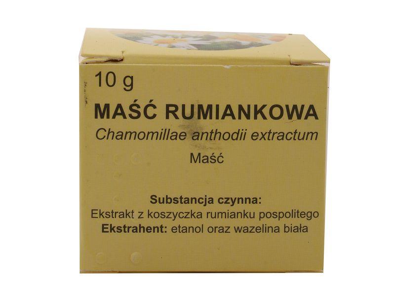 Maść rumiankowa - Elissa - 10 g zdjęcie 1