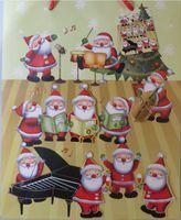 W&K Torba ozdobna świąteczna 571490