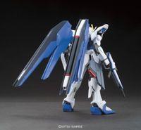 Figurka kolekcjonerska Bandai HGCE 1/144 ZGMF-X10A FREEDOM GUNDAM