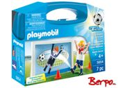 Playmobil 5654 Sports&Action - Skrzynka Bramka piłkarska
